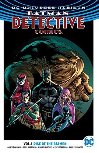 detective comics 1 - 2