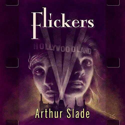 Flickers audiobook cover art
