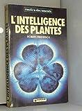 L'intelligence des plantes.