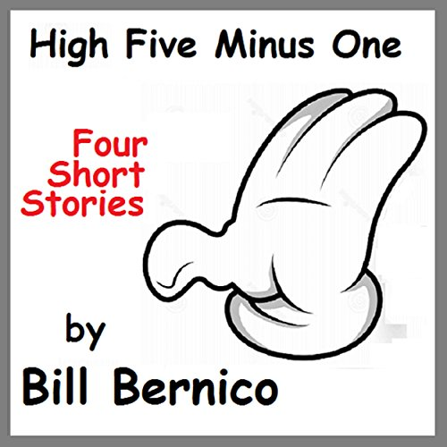 High Five Minus One audiobook cover art