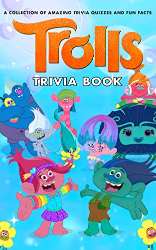 Quizzes Fun Facts Trivia Book: Games, Puzzles & Trivia Challenges Tro lls (Unofficial Book) (English Edition)