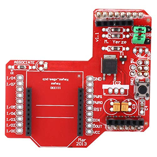 XBee Zigbee Shield RF-Modul, Low Power Expansion Board für Arduino UNO Duemilanove Mega1280 Mega2560, ISM 2,4 GHz Frequenzband