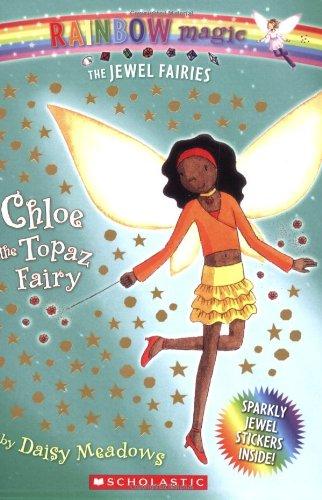 Chloe the Topaz Fairy (Rainbow Magic: the Jewel Fairies)の詳細を見る