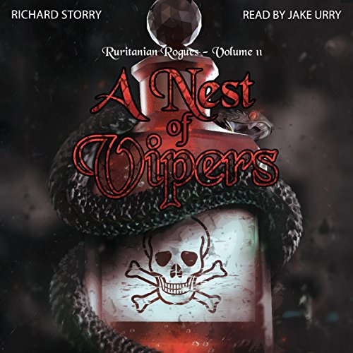 A Nest of Vipers Audiobook By Richard Storry cover art