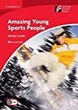 Amazing Young Sports People Level 1 (Cambridge Discovery Readers, Level 1)