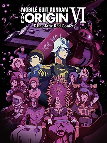 Gundam the Origin VI: Rise of the Red Comet
