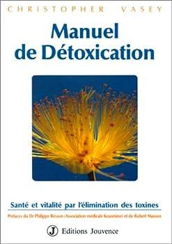 Manuel de détoxication 2883530106 Book Cover