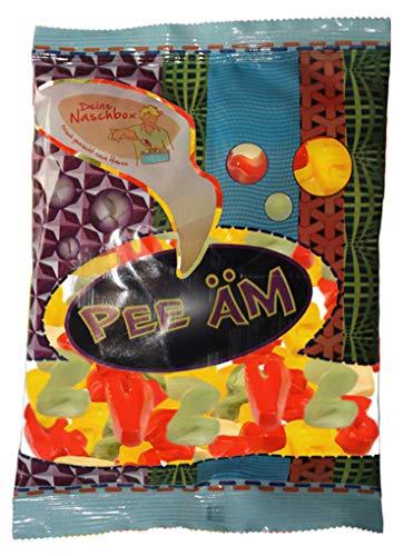 Deine Naschbox - Fruchtgummi Buchstaben im sehr schönen 150g Beutel