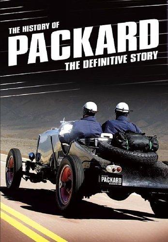 The History Of Packard [DVD] [Reino Unido] segunda mano  Se entrega en toda España