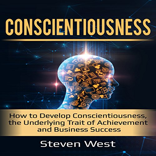 Conscientiousness audiobook cover art