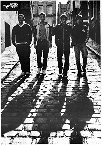 Close Up Arctic Monkeys: Shadows   UK Import, Poster [59 x 84 cm]