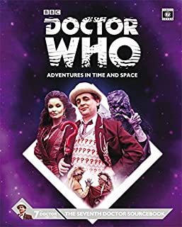 Dr Who Seventh Doctor Sourcebook