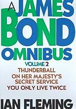 James Bond Omnibus 2: Thunderball/On Her Majesty