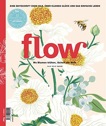 Flow Nummer 52 (6/2020): Eine Zeitschrift ohne Eile, über kleines Glück und das einfache Leben