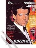 1art1 James Bond 007 Poster (91x61 cm) GoldenEye, Film
