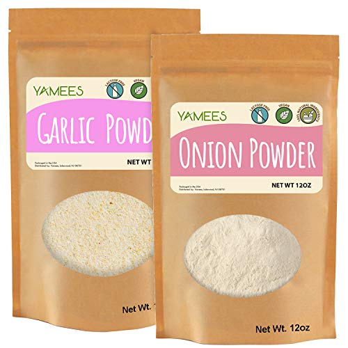 Onion and Garlic Powder