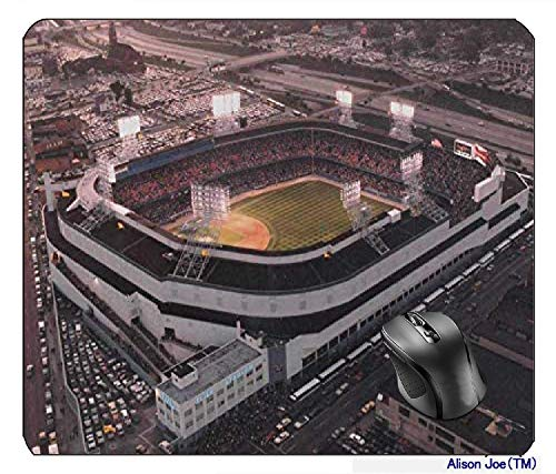 Old Tigers Stadium, Detroit, MI Mousepad Gaming Mouse Pad