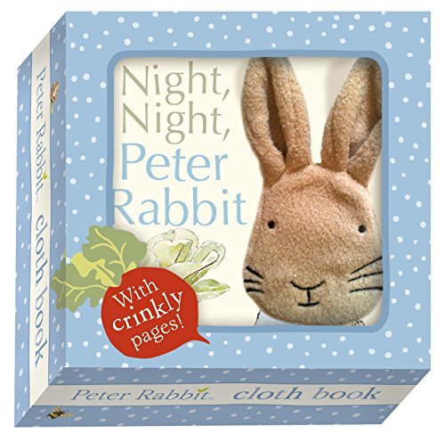 Night Night Peter Rabbit: Cloth Book (PR Baby books)
