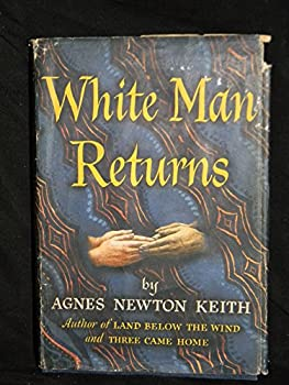 White Man Returns 0708903444 Book Cover
