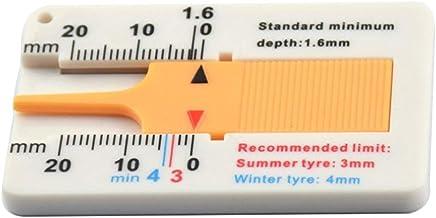 Suchergebnis Auf Für Reifendruck Und Profiltiefenmesser