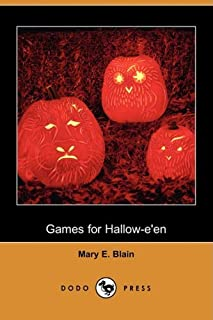 Games for Hallow-E'En (Dodo Press)