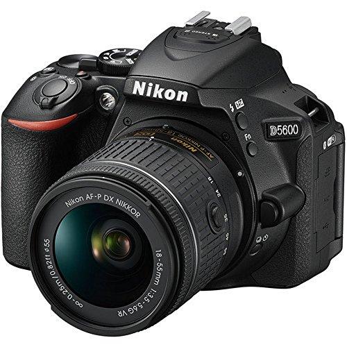 NIKON | CAMERA D5600 DSLR DX COM LENTE 18-55 MM