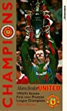 Manchester United - Champions - The Official 1992/93 Season Review [1993] [VHS]