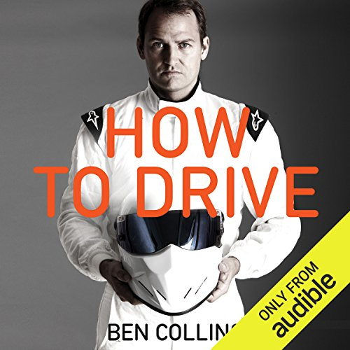 How to Drive audiobook cover art