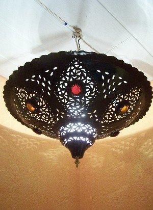 Orientalische Deckenlampe Anbar