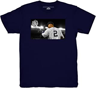 Re2pect 11 Low Deuces Navy Shirt to Match Jordan 11 Low Re2pect Jeter Sneakers!