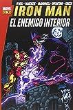 Iron Man. El Enemigo Interior (MARVEL GOLD)...
