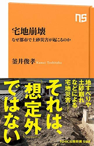 宅地崩壊: なぜ都市で土砂災害が起こるのか (NHK出版新書)