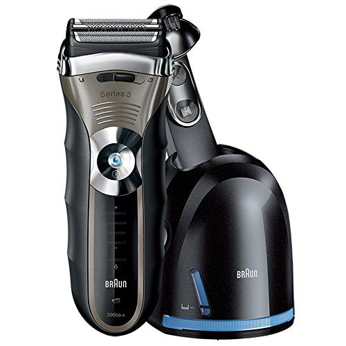 Braun Series 3 390cc Men's Electric Foil Shaver / Electric Razor with...