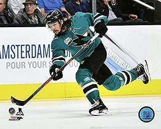 Erik Karlsson San Jose Sharks NHL Action Photo (Size: 8