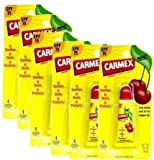 Carmex Lip Balm Tube Cherry 10gm-PACK OF 6 by Carmex