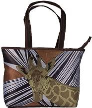 Animal Vegan Zipper Shoulder Bag Tote Bag