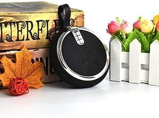 KJRJLY Bluetooth Speaker Mini Bluetooth Speaker Outdoor Phone Bluetooth Speaker Gift Card Audio Strap Bluetooth Speaker