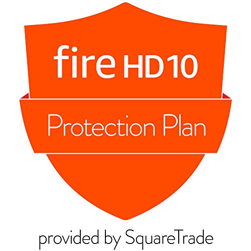 Price comparison product image 2-Year Accident Protection Plan for All Fire HD 10 (9th generation)