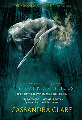 The Dark Artifices: Lady Midnight / Lord of Shadows / Queen of Air and Darkness