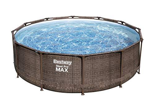 Bestway Pool Steel Pro, rund, Rahmen 3,66x 1m