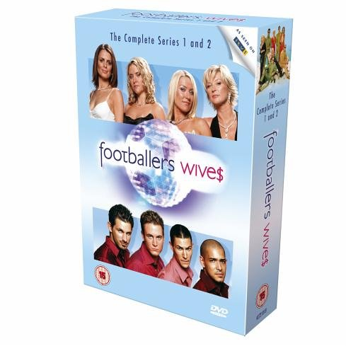 Footballers' Wives - The Complete Series 1 and 2 [UK Import]