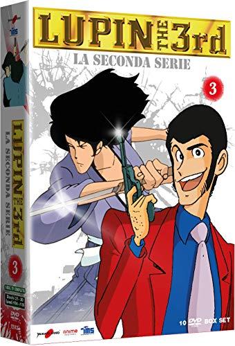Lupin Iii - La Seconda Serie Vol.3 (10 Dvd) (Limited Edition) (10 DVD)