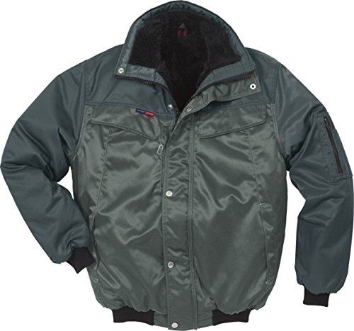 Kansas Icon funktionelle Winterjacke Pilotenjacke 2-876