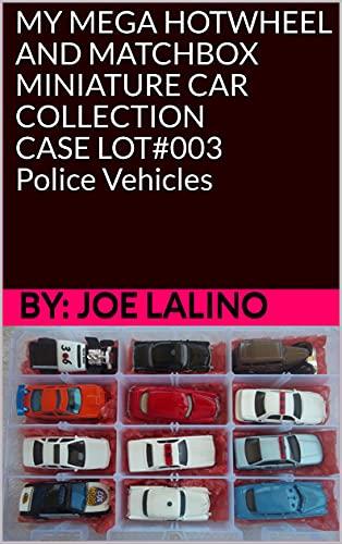 MY MEGA HOTWHEEL AND MATCHBOX MINIATURE CAR COLLECTION - CASE LOT#003 (English...