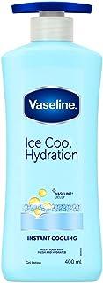 Vaseline Ice Cool Hydration Lotion, 400 ml