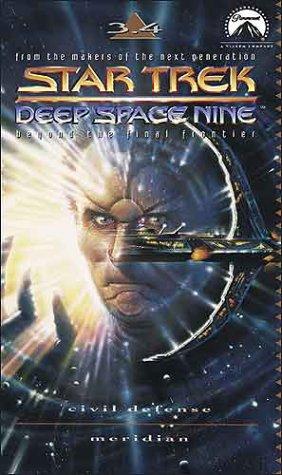 Star Trek - Deep Space Nine 3.4: Civil Defense/Meridian
