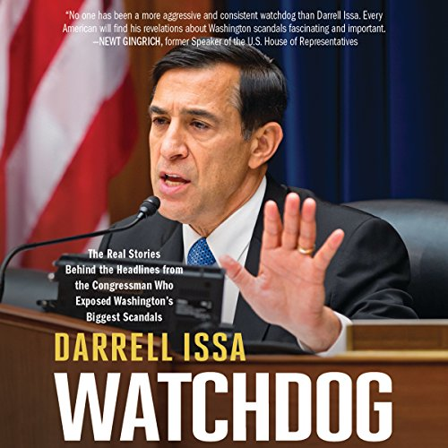 Watchdog audiobook cover art