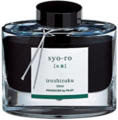 Created using the highest standards and variations of color Ink names derived from Japanese natural landscapes and plants Enjoy the intense and subtle colors of Japan as you write TRUSTED QUALITY: We've been making pens for over 100 years. Whether yo...