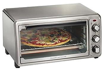 hamilton beach 6 slice 31411 toaster oven