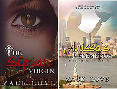 Read The Syrian Virgin The Syrian Virgin 1 By Zack Love